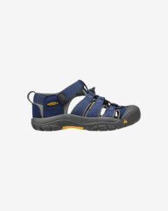 Keen Newport H2 Jr Sandále detské Modrá