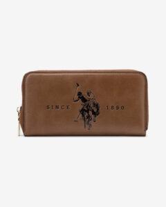 U.S. Polo Assn Folsom Large Peňaženka Hnedá