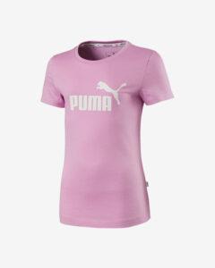 Puma Essentials Tričko detské Ružová