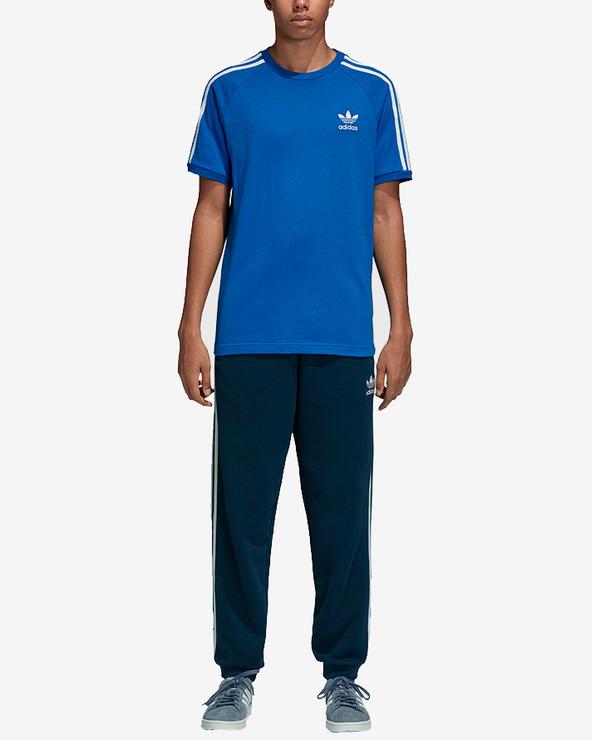 adidas Originals 3-Stripes Tepláky Modrá