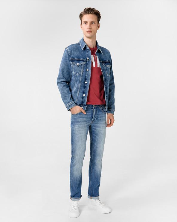 Lee Daren Jeans Modrá