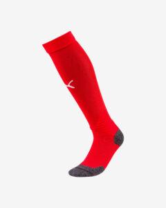 Puma Liga Training Ponožky detské Červená