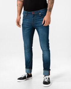 Guess Chris Jeans Modrá