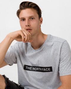 The North Face Light Tričko Šedá