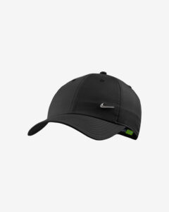 Nike Metal Swoosh H86 Šiltovka Čierna