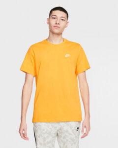 Nike Sportswear Club Tričko Žltá