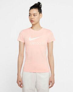 Nike Tričko Béžová