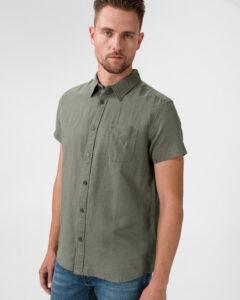 Wrangler Košeľa Zelená