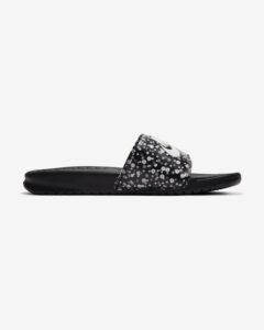 Nike Benassi JDI Šľapky Čierna