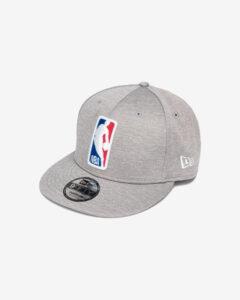 New Era NBA Logo Shadow Tech Grey 9FIFTY Šiltovka Šedá
