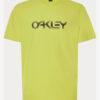 Oakley Foggy Tričko Žltá Viacfarebná
