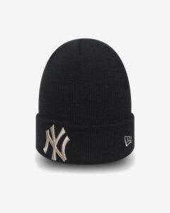 New Era MLB League Essential cuff New York Yankees Čapica Čierna Modrá Viacfarebná