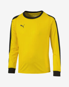 Puma Liga Gk Jersey Jr Tričko detské Žltá