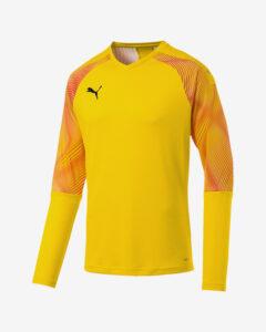 Puma Cup Gk Jersey Tričko Žltá