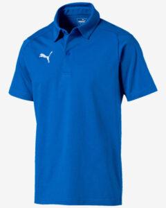 Puma Liga Casuals Polo tričko Modrá Viacfarebná