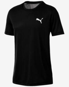 Puma Active Tričko Čierna Viacfarebná