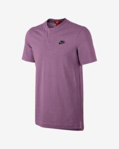 Nike Gsp Polo tričko Fialová