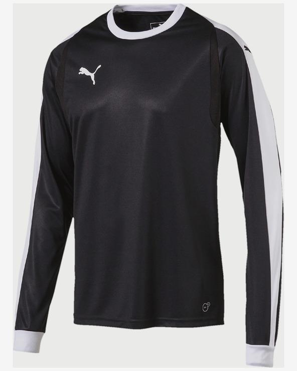 Puma Liga Tričko Čierna Viacfarebná