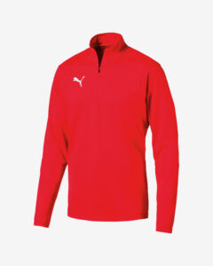 Puma Liga Training Tričko Červená Viacfarebná