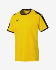 Puma Liga Jersey Tričko Žltá