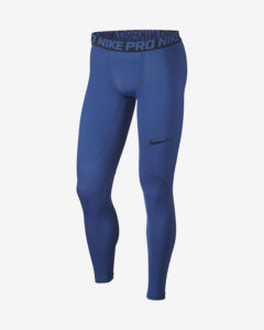Nike PRO Legínsy Modrá Viacfarebná