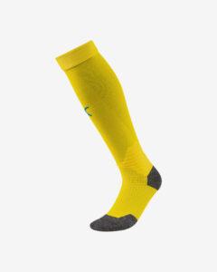 Puma Stulpny Team Liga Ponožky Žltá Viacfarebná