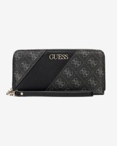 Guess Camy Large Peňaženka Čierna