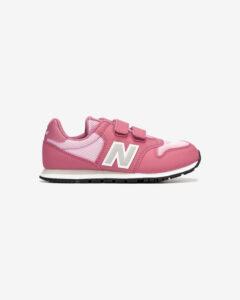 New Balance Tenisky detské Ružová