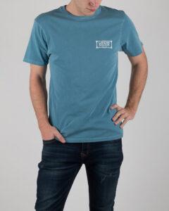 Vans Shaper Copen Tričko Modrá