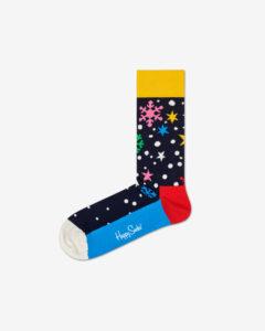 Happy Socks Twinkle Twinkle Ponožky Modrá Viacfarebná