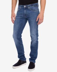 GAS Basic Moris Jeans Modrá