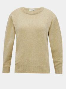 Béžový sveter Jacqueline de Yong Chino