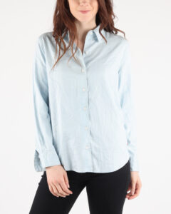 Levi's® Sidney Button Back Super Košeľa Modrá