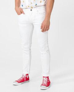 GAS Sax Jeans Biela