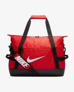 Nike Academy Team Medium Športovná taška Červená