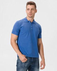 Diesel T-Night-Broken Polo tričko Modrá