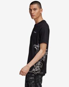 adidas Originals Goofy Tričko Čierna