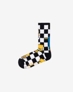Vans The Simpsons Ponožky detské Viacfarebná