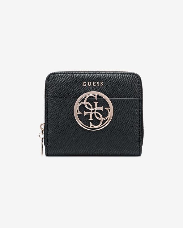 Guess Kamryn Small Peňaženka Čierna