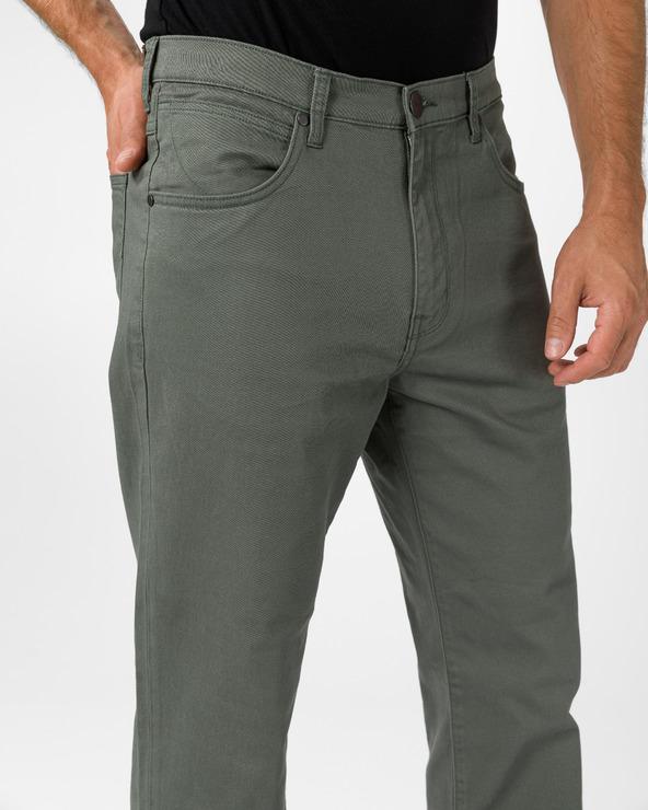 Wrangler Arizona Nohavice Zelená