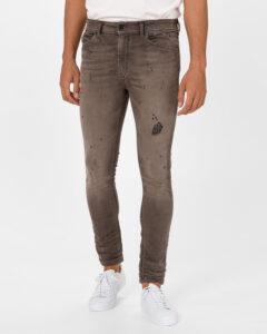 Diesel Spender Jeans Hnedá