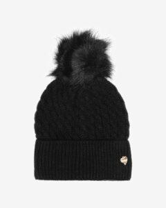 Guess Zimná čiapka Čierna