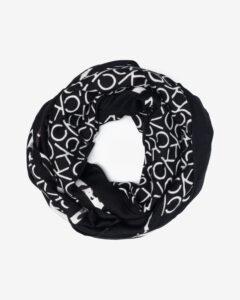 Calvin Klein Šatka Čierna