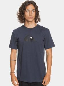 Tmavomodré tričko Quiksilver