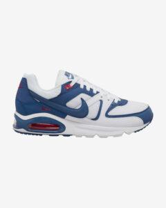 Nike Max Command Tenisky Modrá Biela