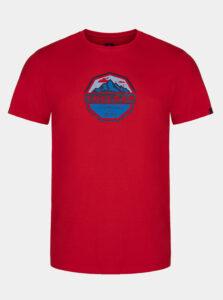 Červené pánske tričko LOAP Altair