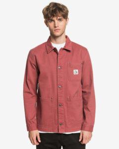 Quiksilver Workwear Bunda Červená