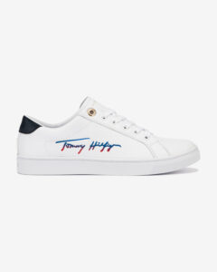 Tommy Hilfiger Signature Capsule Tenisky Biela