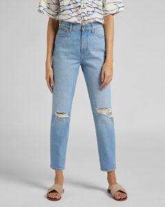 Lee Carol Jeans Modrá