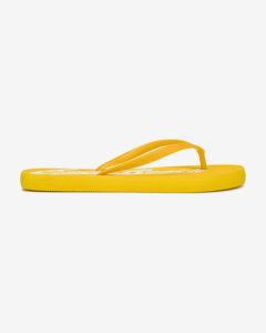 Guess Žabky Žltá